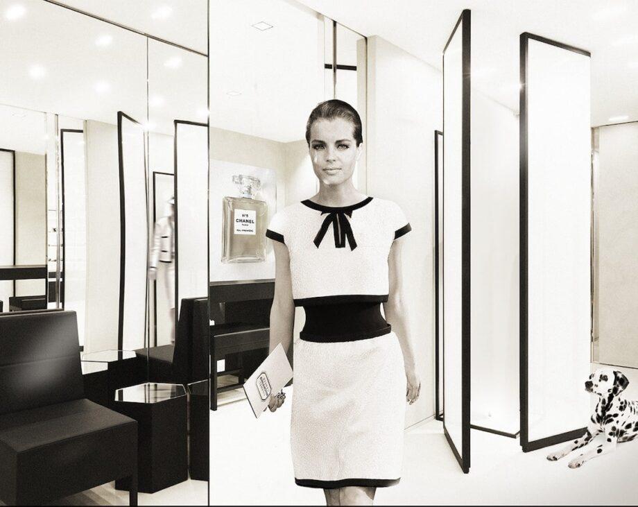 Axel Crieger | Hommage de Chanel - Romy Schneider