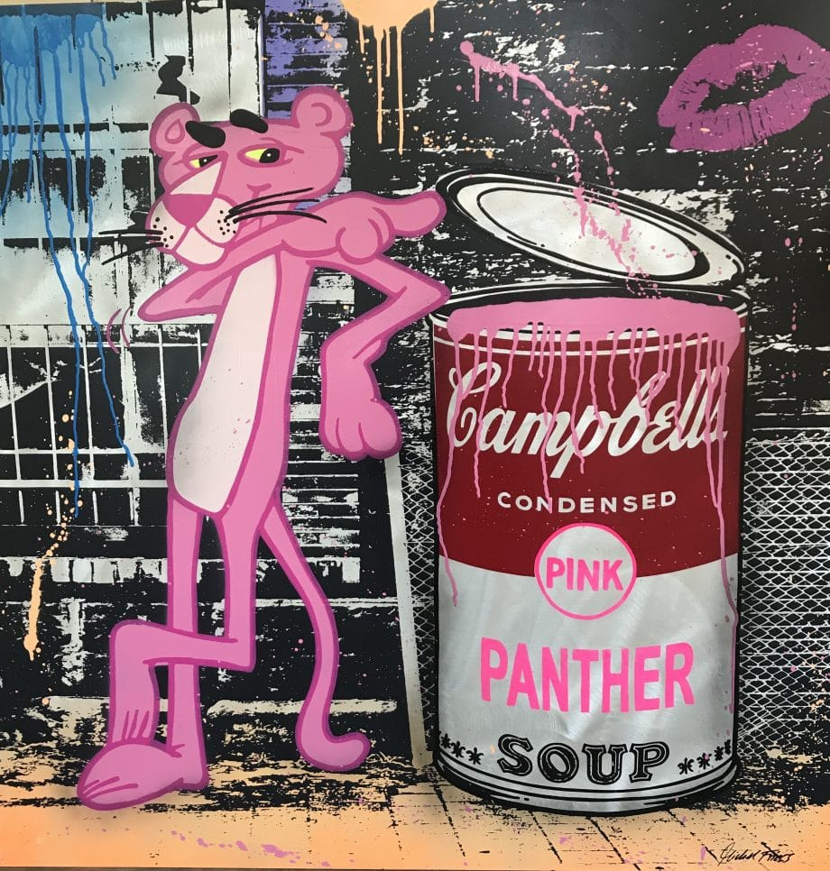 Michel Friess Pink Panther Soup