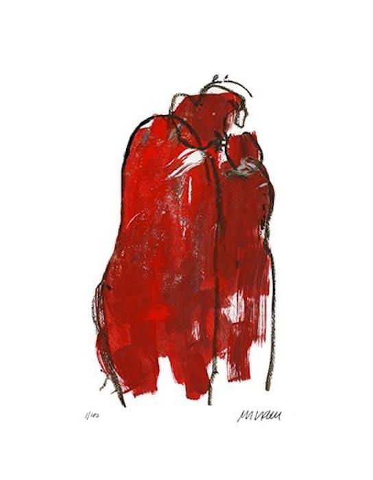Armin Mueller-Stahl | In Rot