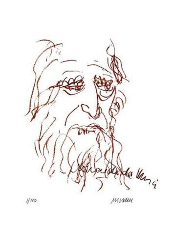 Armin Mueller-Stahl | Leonardo da Vinci