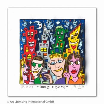 James Rizzi | Double Date