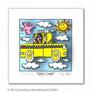 James Rizzi | Sky Cab
