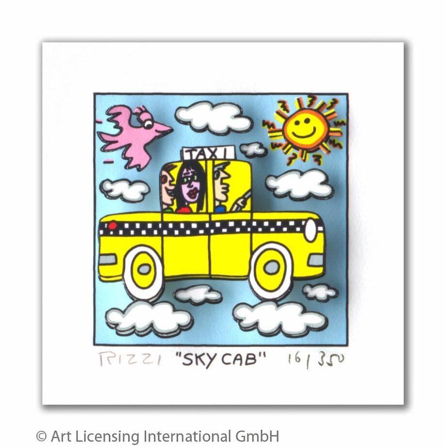 James Rizzi | Sky Cab