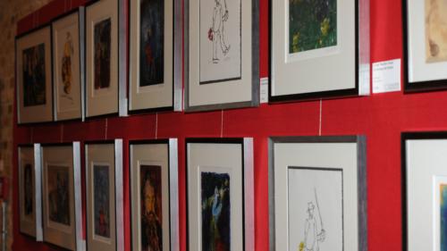 Armin Mueller Stahl Ausstellung 2013