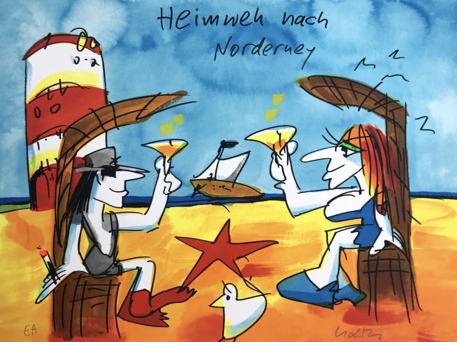 Udo Lindenberg Heimweh nach Norderney