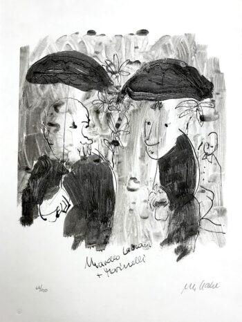 Armin Mueller-Stahl | Marello Labeau und Marinelli