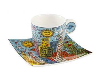 James Rizzi | Espressotasse City day
