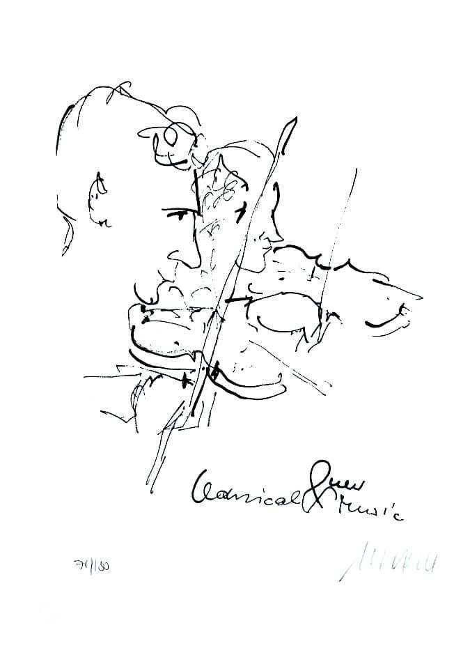 Armin Mueller-Stahl   Classical & new music