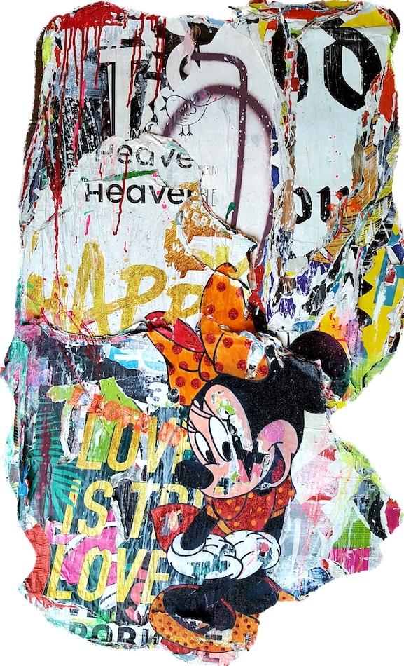 Tanja Kiesewalter Happy Minnie