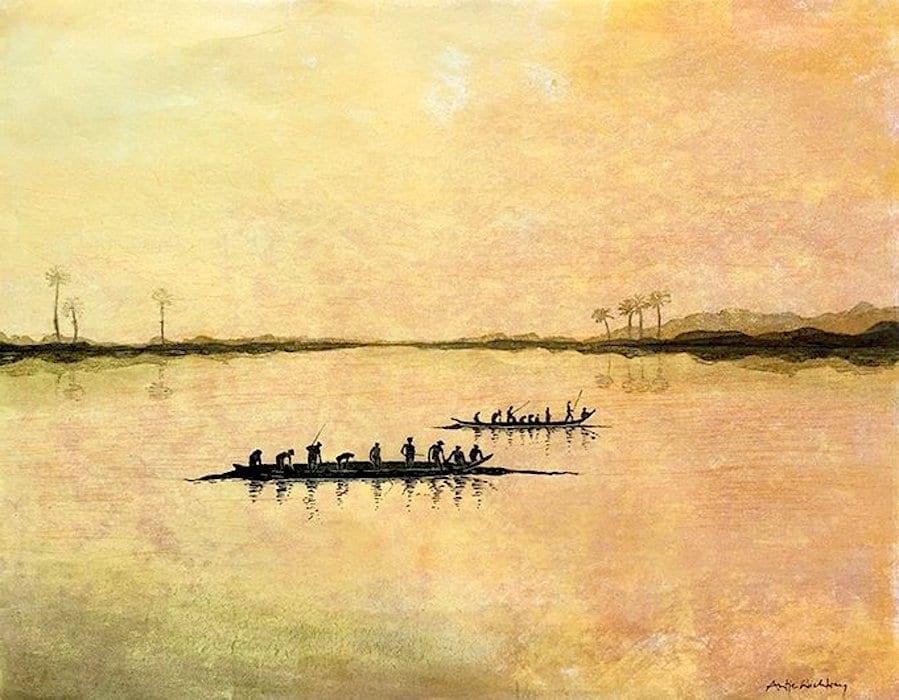Antje Wichtrey | Wasserland 3