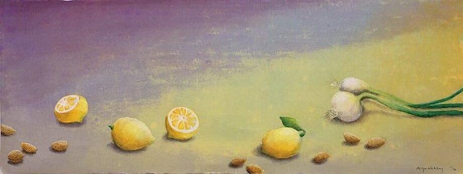 Antje Wichtrey | Zitronen