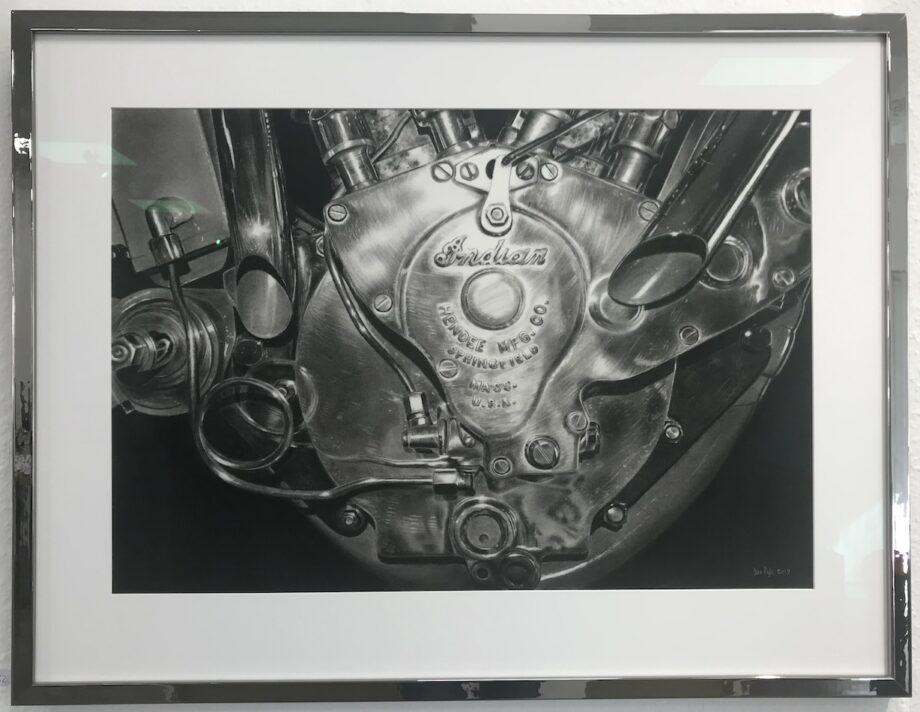Dan Pyle | Heart of the machine