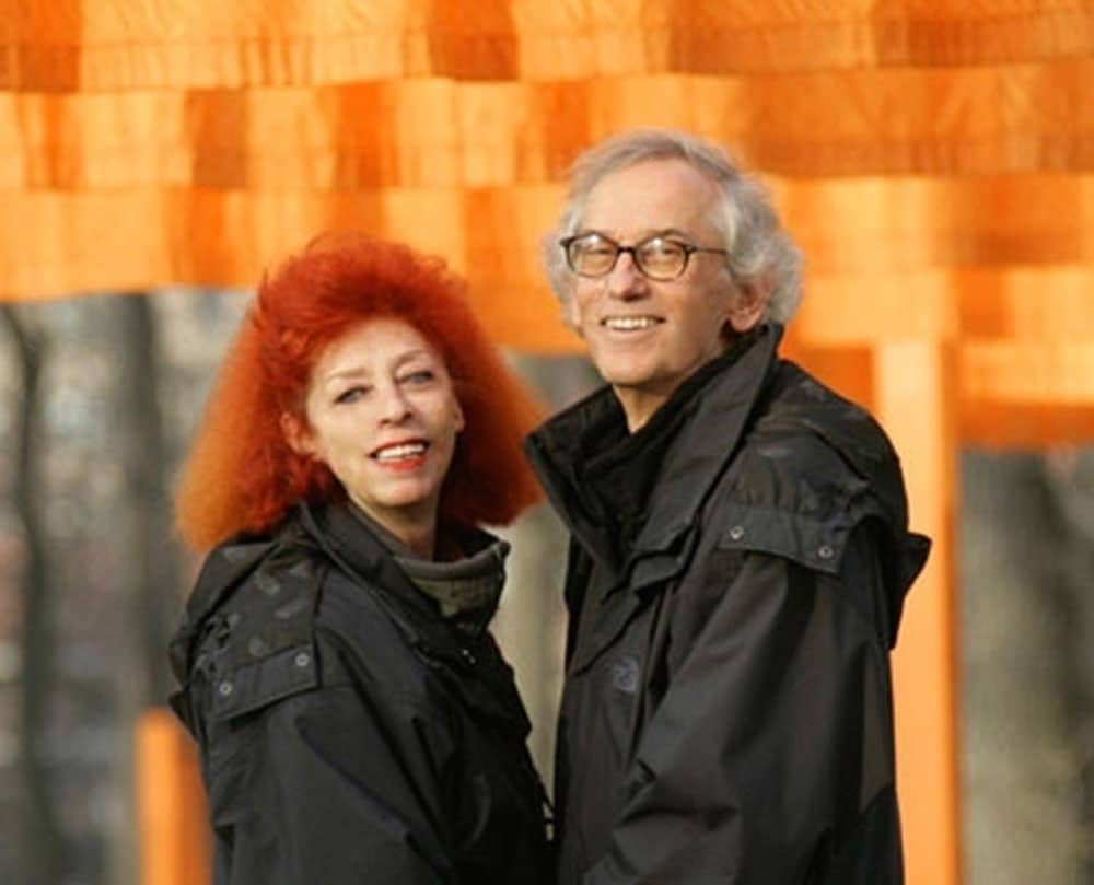 Cristo und Jeanne-Claude