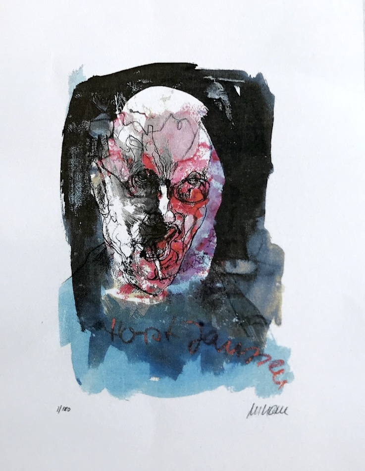 Armin Mueller-Stahl | Horst Janssen Paranoia