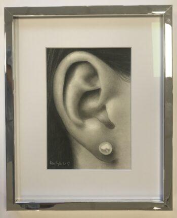 Dan Pyle | Pearl Earring