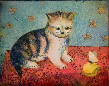 Jutta Votteler | Junges Kätzchen