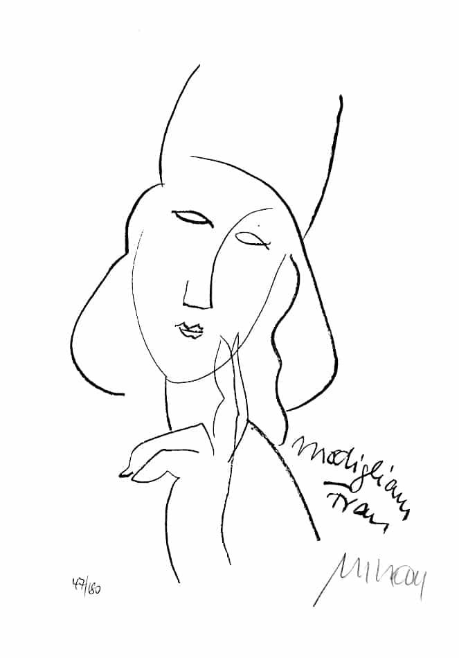 Armin Mueller-Stahl | Modigliani Frau