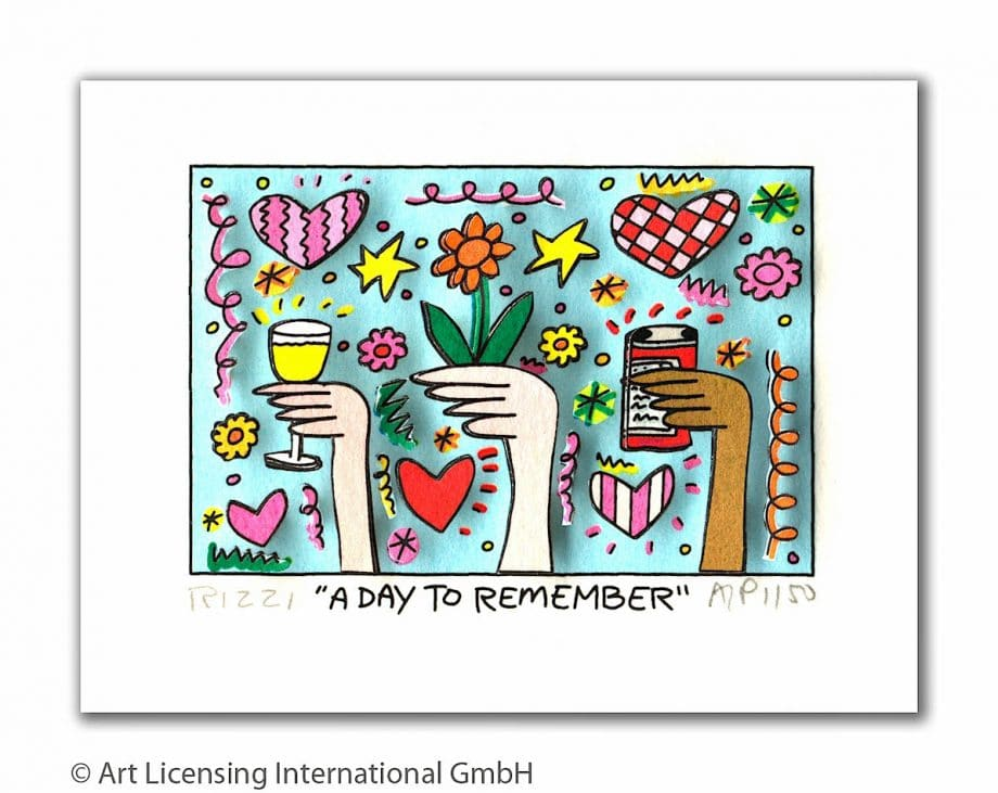 James Rizzi | A day to remember