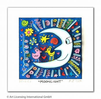 James Rizzi | Moonlight