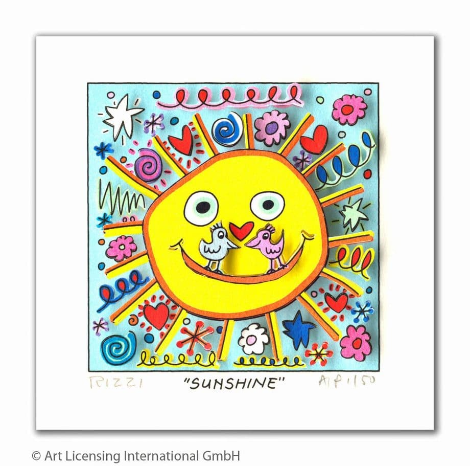 James Rizzi | Sunshine