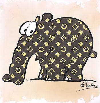Otto Waalkes Otto Vuitton