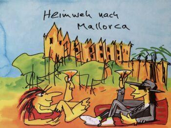 Udo Lindenberg Heimweh nach Mallorca