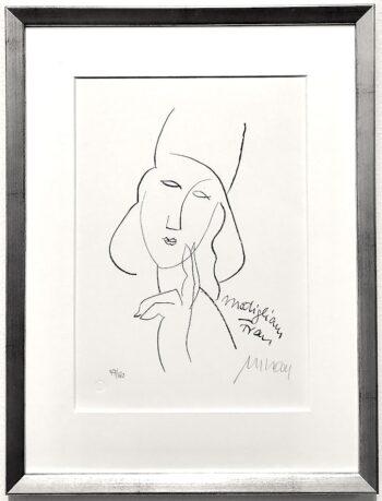 Armin Mueller-Stahl | Modigliani Frau (gerahmt)
