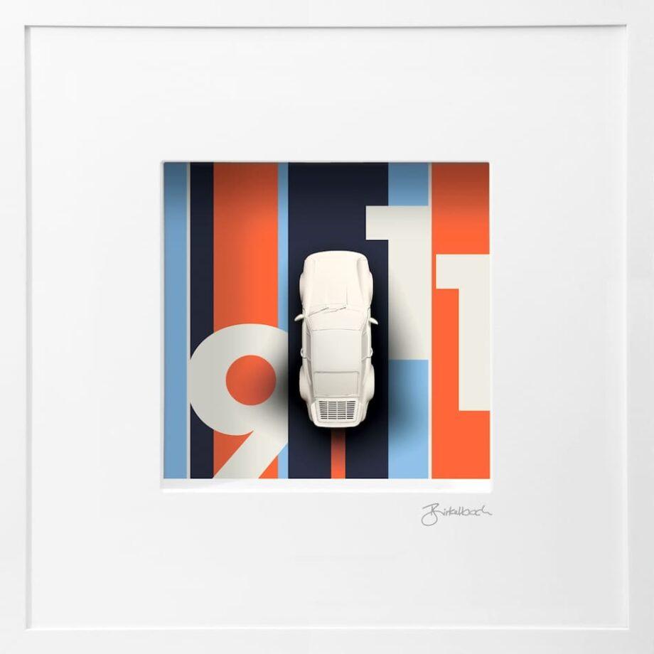 Ralf Birkelbach   Wortkunst   Porsche 911
