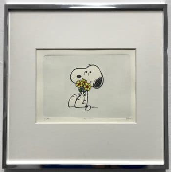 Snoopy Flowers