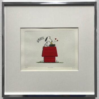 Snoopy Smack von Charles M. Schulz