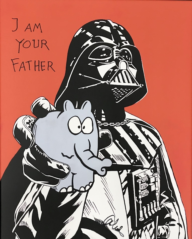 Otto Waalkes I am your father