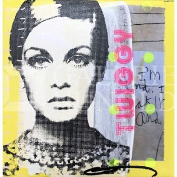 Anna Flores Little Icon Twiggy