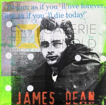 Anna Flores Little Icon James Dean