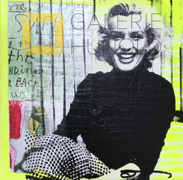 Anna Flores Little Icon Marilyn