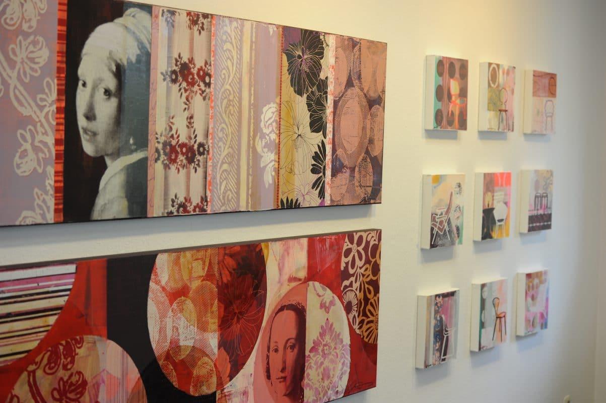 Anna Flores Ralf Bohnenkamp Ausstellung 2015