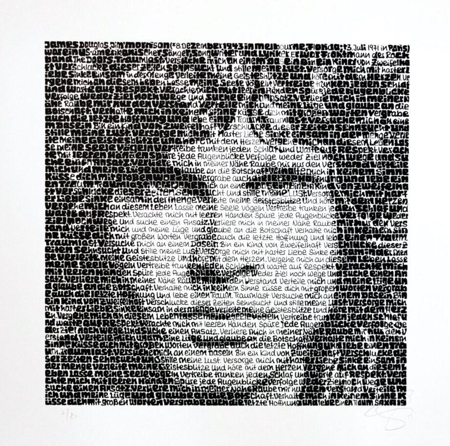 Saxa Jim Morrison