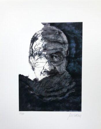 Armin Mueller-Stahl Selbst mit Schal