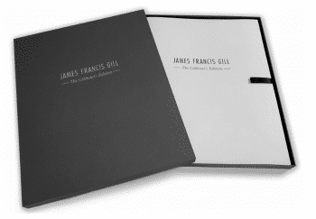 James Francis Gill Box-Set Women and men in car