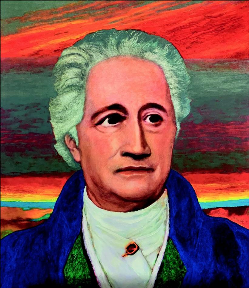 James Francis Gill Goethe