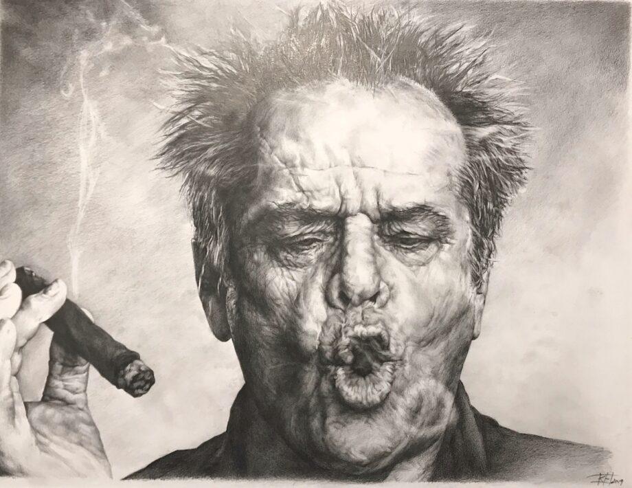 Karin Engel Jack Nicholson