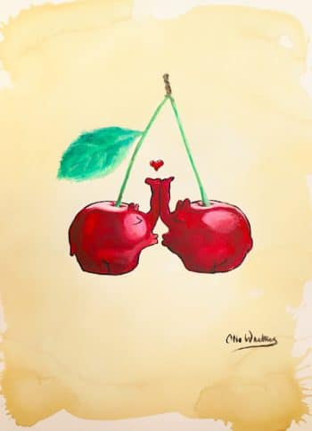 Otto Waalkes Cherry Kiss