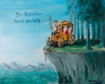 Otto Waalkes Der Kutscher kennt den Weg