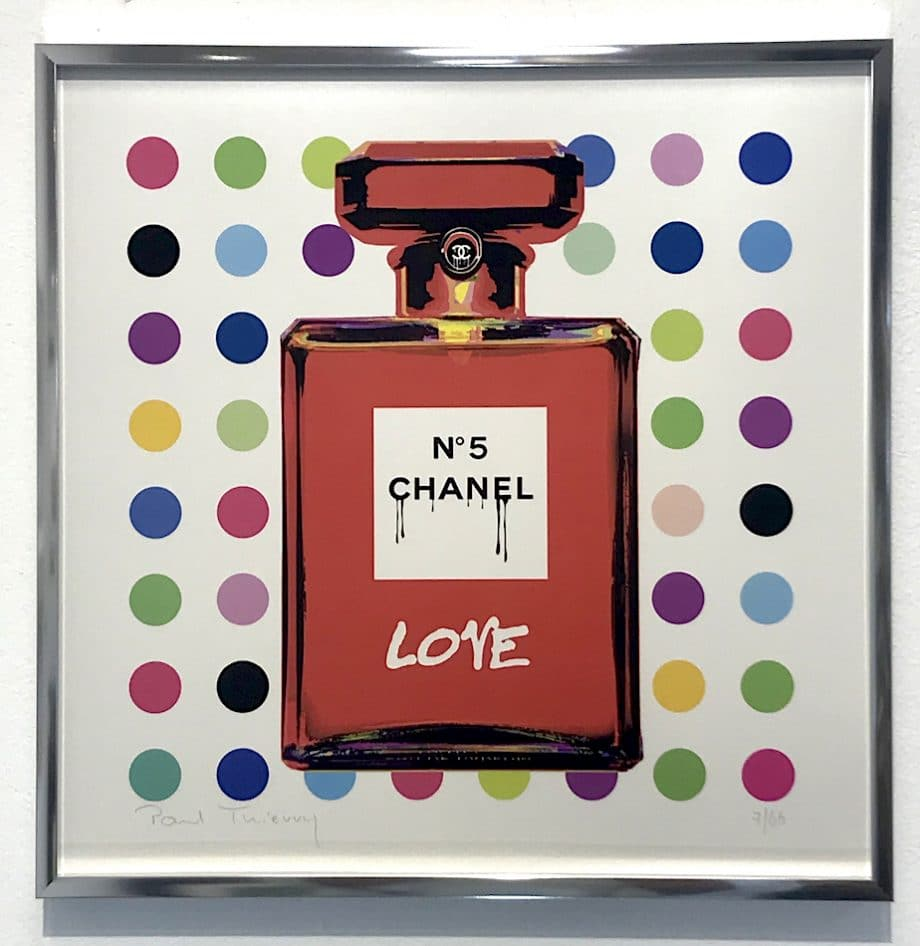 Paul Thierry Chanel No 5 Love