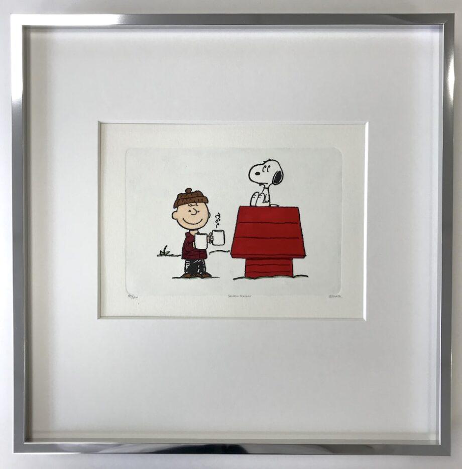Peanuts Grab a coffee