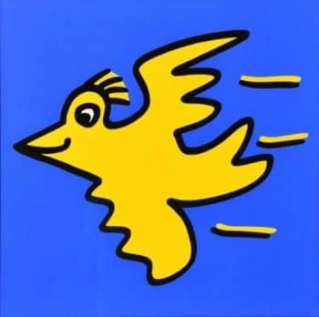 James Rizzi Icon Bird