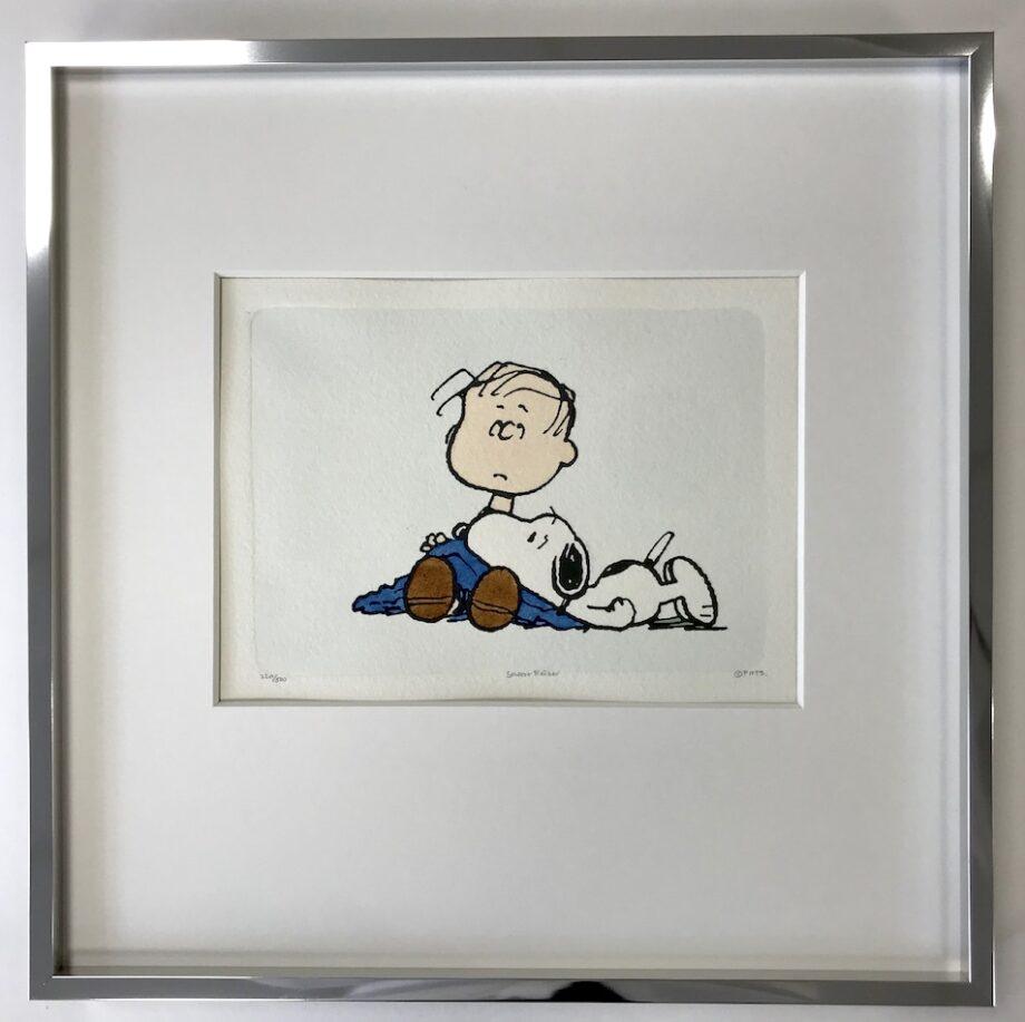 Peanuts Sad