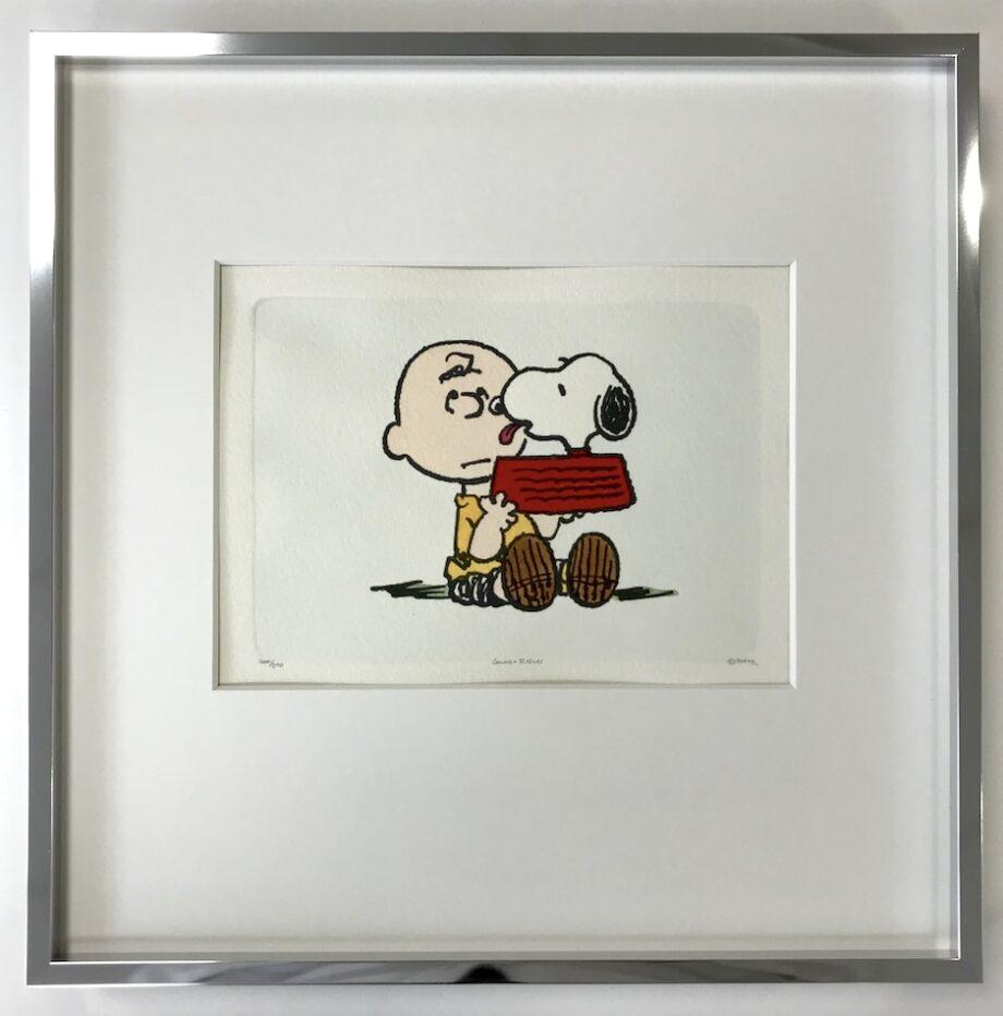 Peanuts Thank you