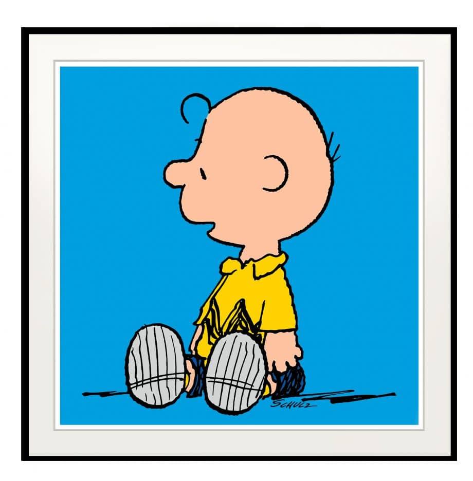 Peanuts Charlie Brown Blue