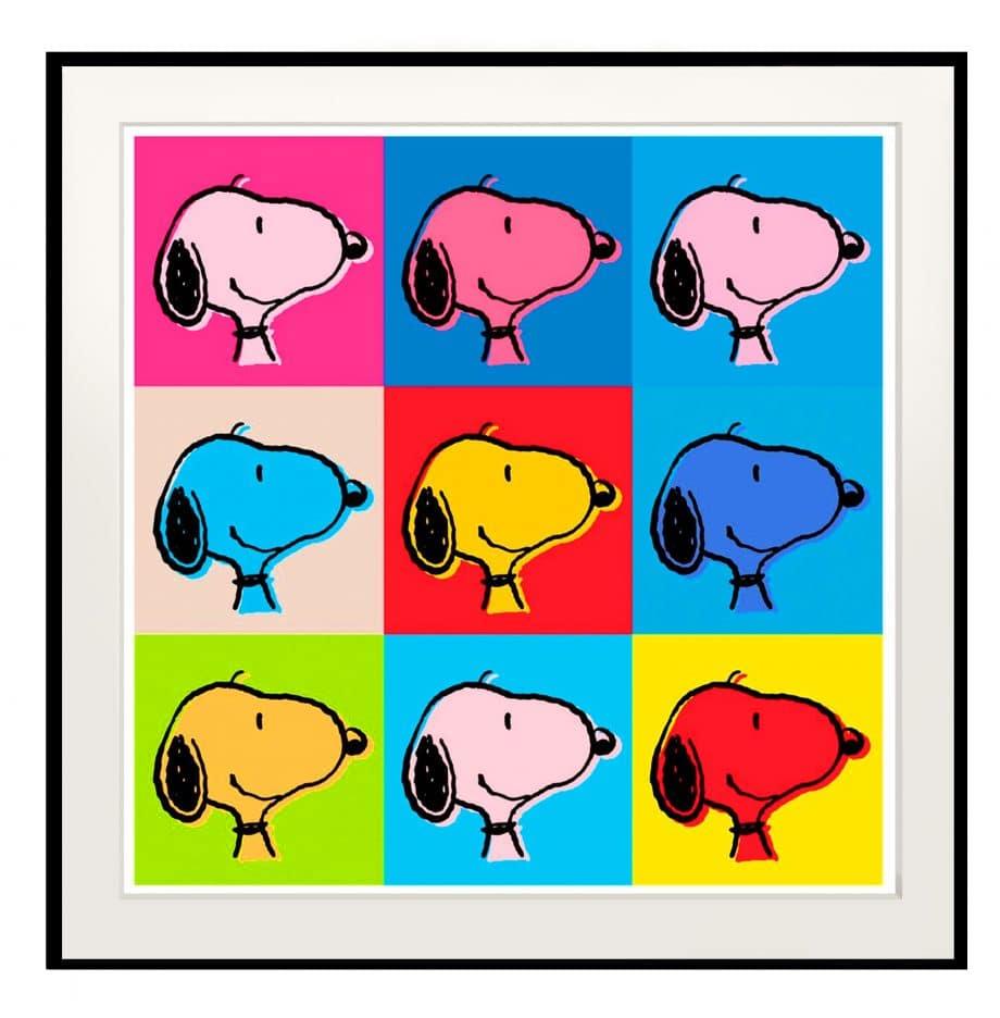 Peanuts Snoopy Goes Pop