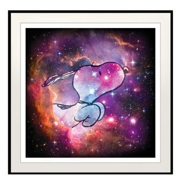 Peanuts Snoopy Reach For The Stars